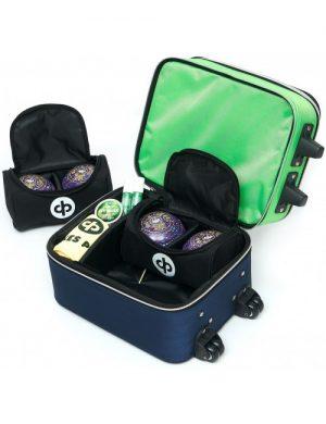 Drakes-Pride-Regal-Trolley-Bag-Open