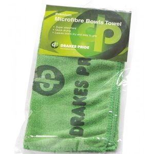 Drakes_Microfibre_Cloth_green
