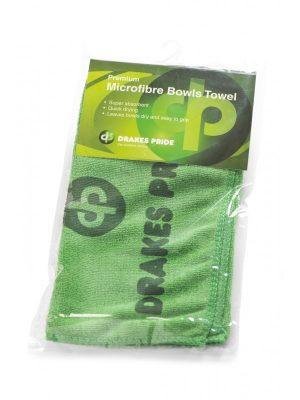 Drakes_Microfibre_Cloth_green