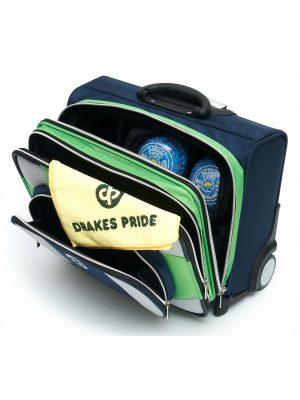 Drakes_Pride_Low_Roller_Trolley_Bag_open_2