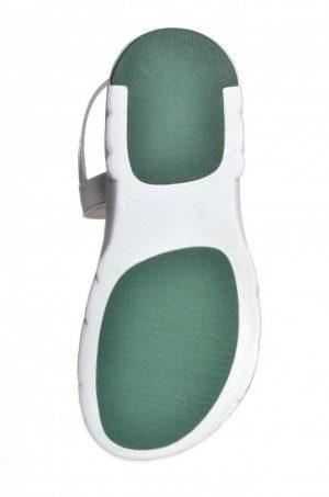 Greenz Ladies Catz Sandals bottom view