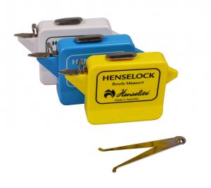 Henselite-Henselock-measure