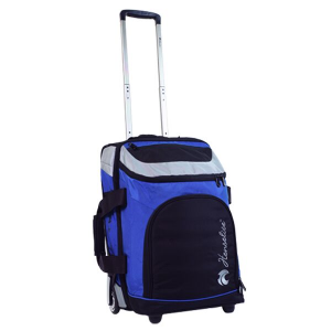 Henselite-pro-trolley-bag-handle-up-royal