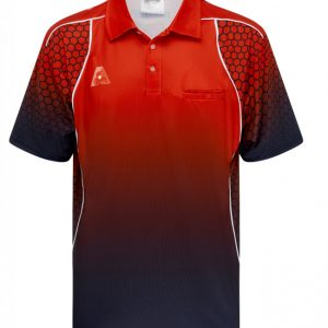 Hunter_Mens_Platinum_Polo_Red