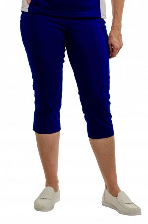 Hunter_ladies_stretch_3-4_royal