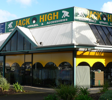 Jack High Bowls Store Adelaide