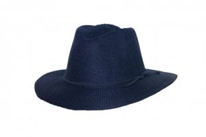 ladies-broad-brim-adjustable-hat-navy