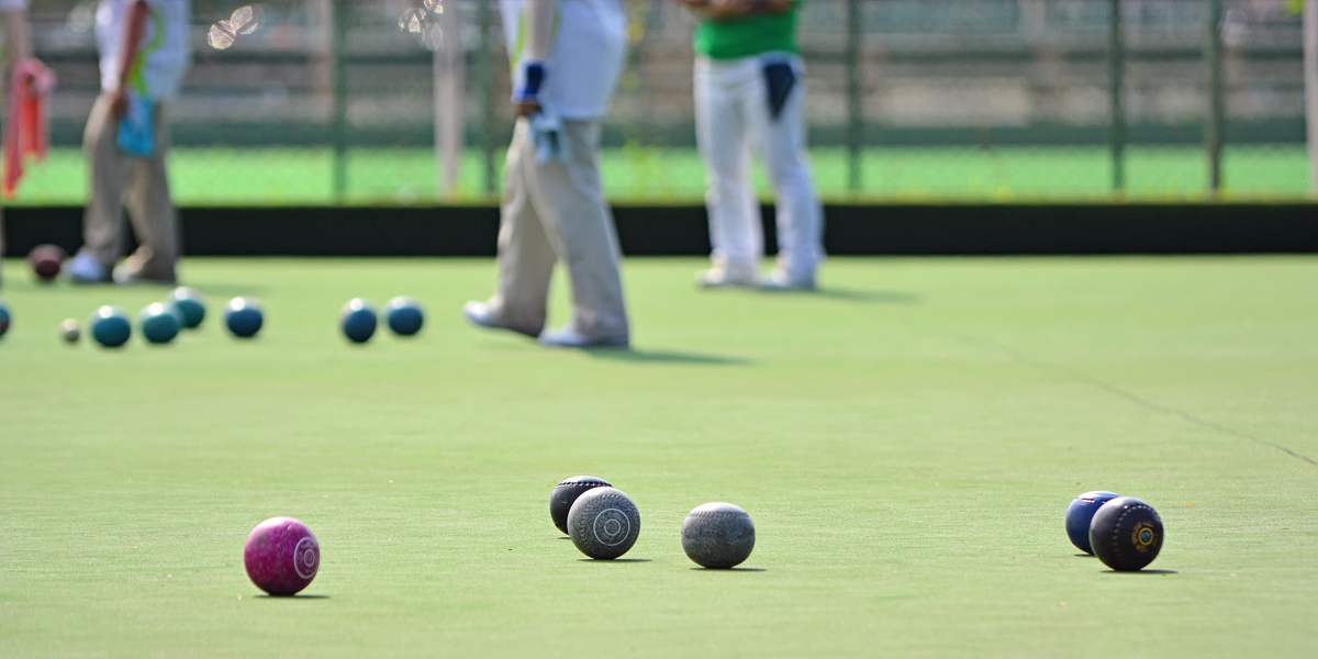 Lawn Bowls in Store