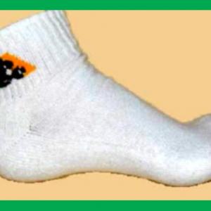 Socks-ankle-length