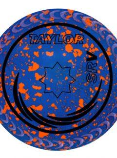 Taylor SRV Blue Orange