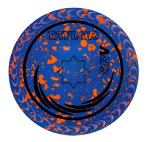 Taylor SRV Blue Orange